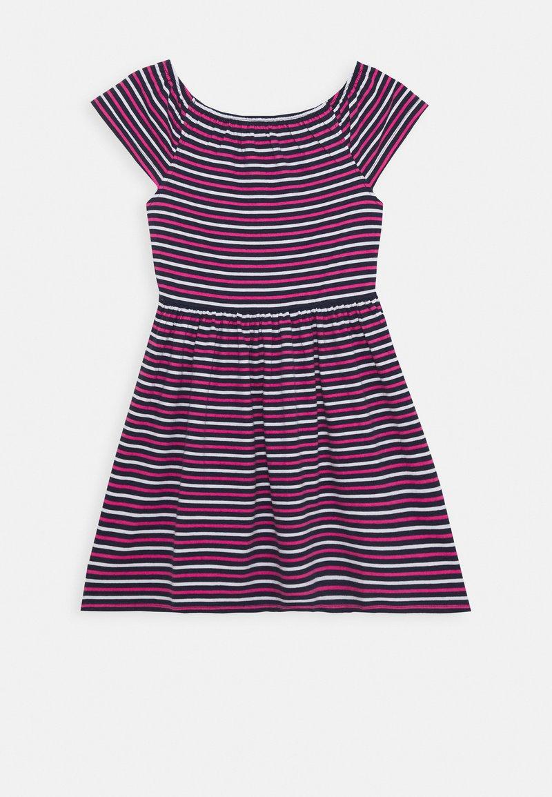 s.Oliver - Žerzejové šaty - blue