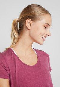 Cotton On Body - GYM  - Camiseta básica - rose sangria - 3