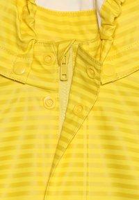 Reima - VESI - Waterproof jacket - vintage gold - 5