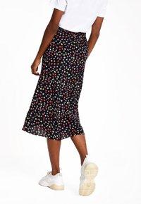 River Island - A-line skirt - black - 2