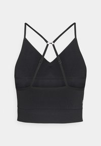 Cotton On Body - LIFESTYLE SEAMLESS VESTLETTE - Top - black