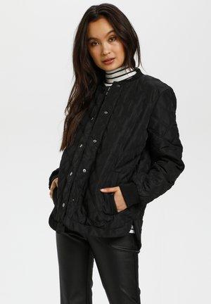 KAJULIE  - Light jacket - black deep