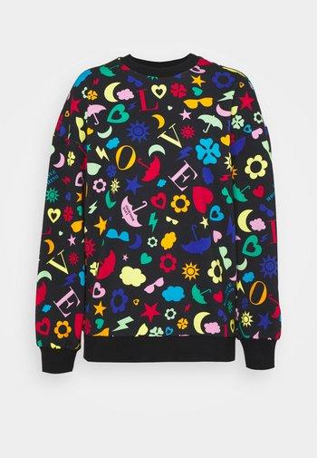 Sweatshirt - multicoloured