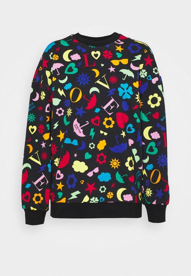 Sweater - multicoloured