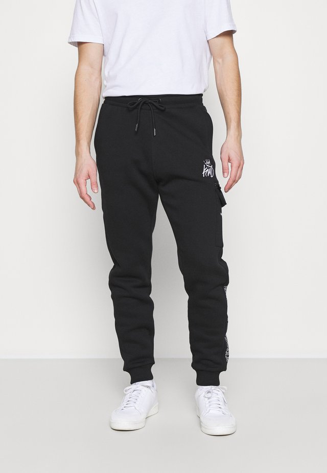 CARGO - Trainingsbroek - black