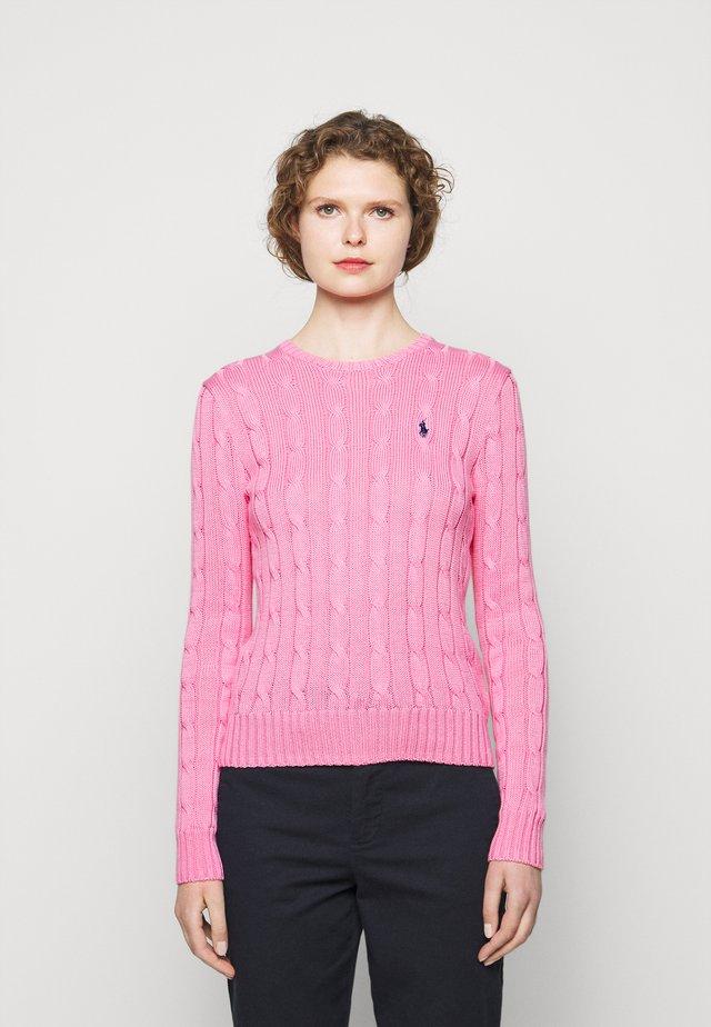 CLASSIC - Strickpullover - harbor pink