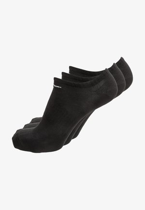 3 PACK - Sports socks - black