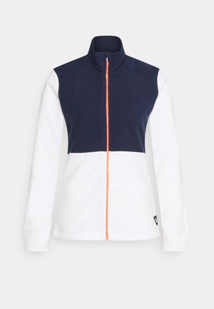 CLIME - Fleece jacket - dark blue