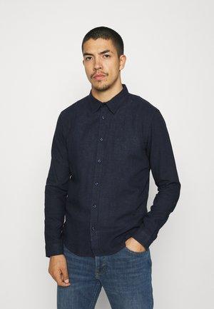 LEINEN MIX - Formální košile - navy