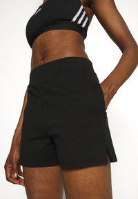 Cotton On Body - POST SHORT - Korte broeken - black - 3