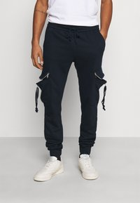Sixth June - ESSENTIAL JOGGERS - Tracksuit bottoms - navy - 0