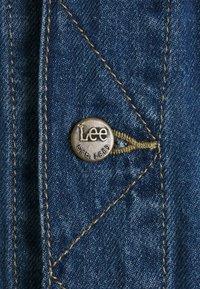 Lee - RIDER JACKET - Jeansjacka - washed camden - 4