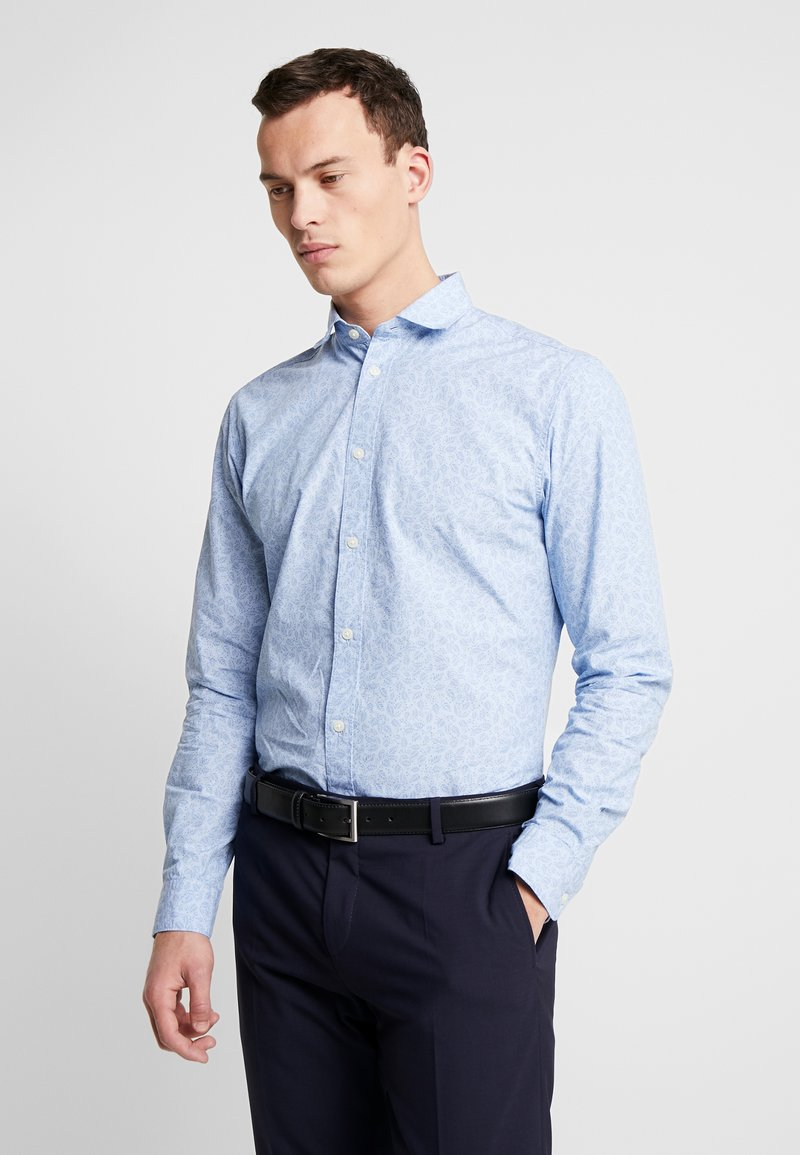 Selected Homme - SLHSLIMMARK WASHED - Formal shirt - skyway
