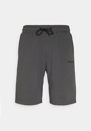 UNISEX SPECIAL TRIMS - Shorts - dark grey