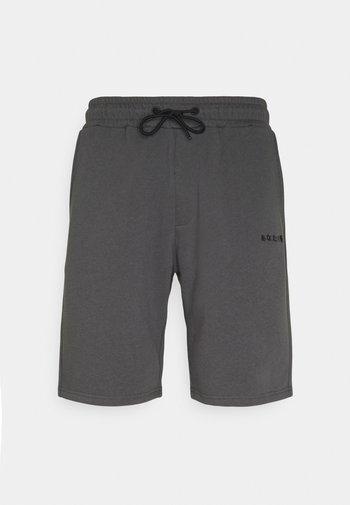 UNISEX SPECIAL TRIMS - Shorts - dark grey