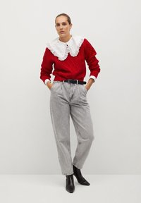 Mango - OVERALL - Jumper - rouge - 1