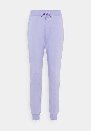 Teplákové kalhoty - lavender