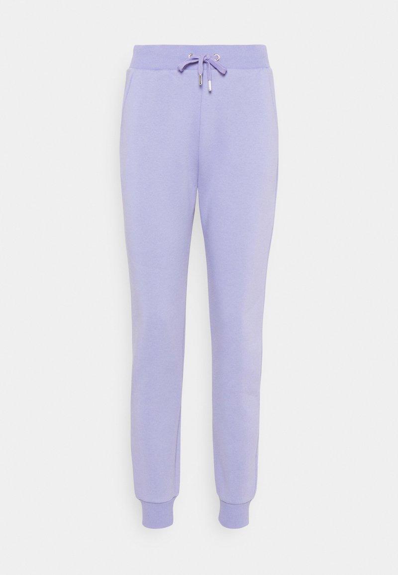 NU-IN - Tracksuit bottoms - lavender