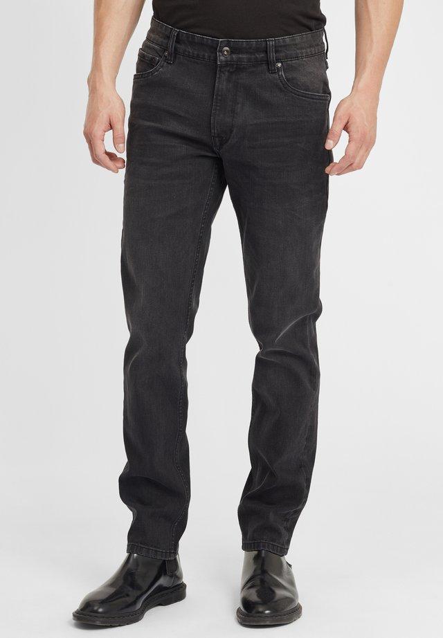 PILTO - Jeans a sigaretta - grey denim