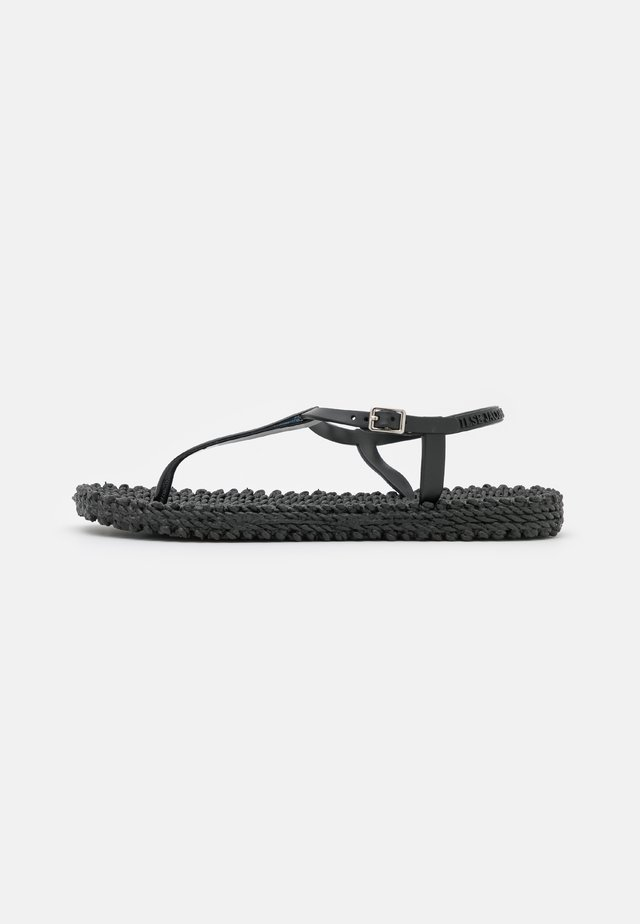 CHEERFUL - Pool shoes - black