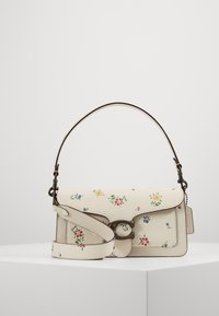 WILDFLOWER PRINT TABBY SHOULDER BAG - Handbag - chalk