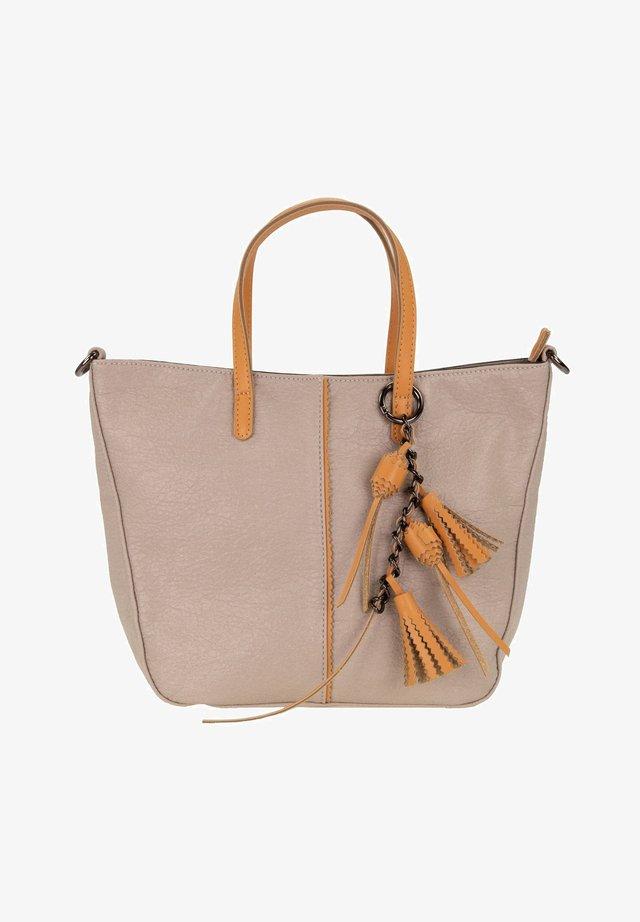 BELLA SHOPPER - Tote bag - stone