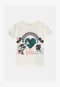 Name it - DISNEY MINNIE MOUSE & MICKEY MOUSE NENNE - Triko s potiskem - snow white - 0