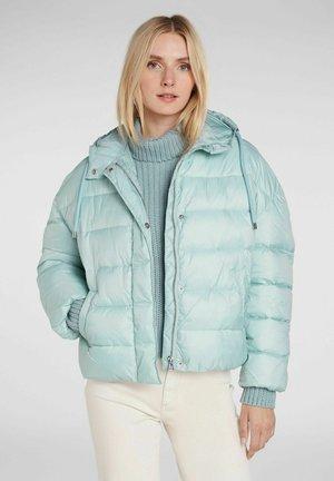 Down jacket - cloud blue