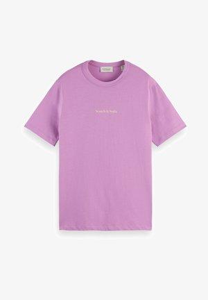 UNISEX GRAPHIC LOGO - T-shirts - pink