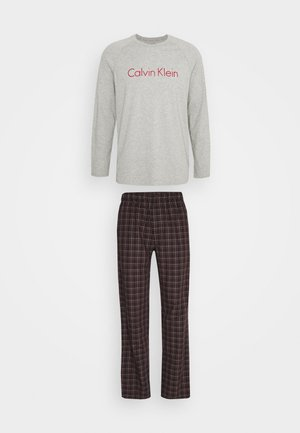 PANT SET - Pyjamas - grey