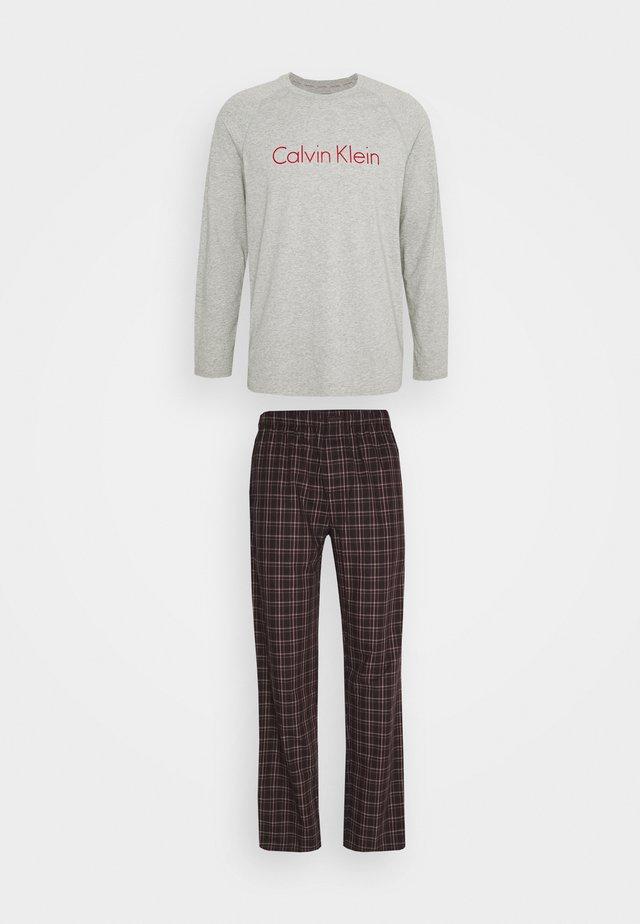 PANT SET - Pyjamaser - grey