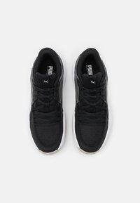 Puma - COURT RIDER - Basketball shoes - white/black - 3