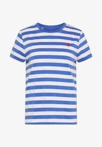 Polo Ralph Lauren - T-shirt imprimé - white/indigo sky - 4