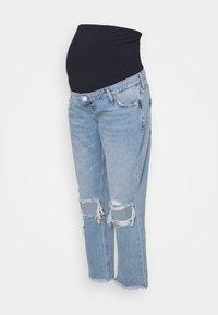 River Island Maternity - Straight leg jeans - mid auth - 0