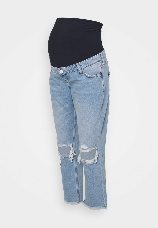 Jeans a sigaretta - mid auth