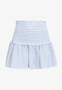 O'Neill - Pleated skirt - blue with white - 4