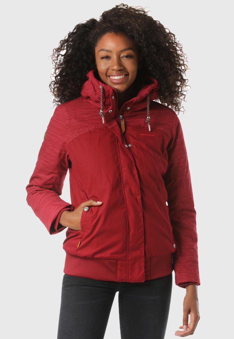 Mazine - Winter jacket - red
