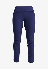 Puma Golf - PWRSHAPE PULL ON PANT - Outdoor trousers - peacoat - 5