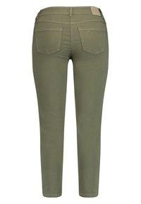 Gerry Weber - Slim fit jeans - green - 5