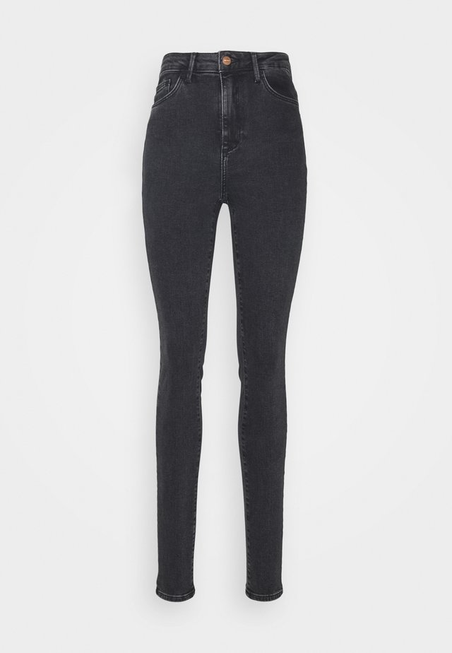 VMSOPHIA - Jeans Skinny Fit - dark grey denim