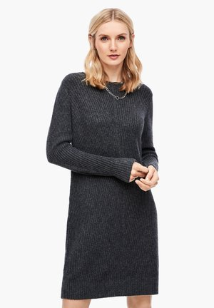 Jumper dress - dark grey