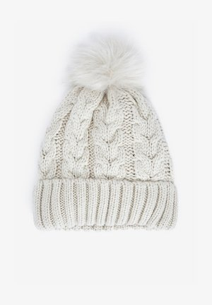 Beanie - light brown