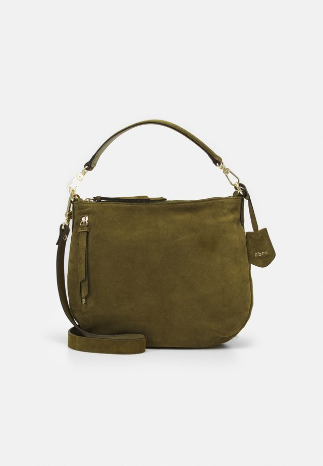 JUNA SMALL - Handbag - khaki