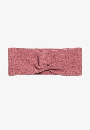 MARITAA - Ear warmers - cinnamon rose melange