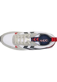 Hummel - THOR  - Trainers - white blue red - 2