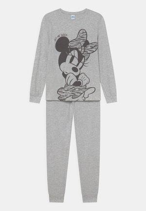 TEEN MINNIE  - Pyjamas - light grey melange