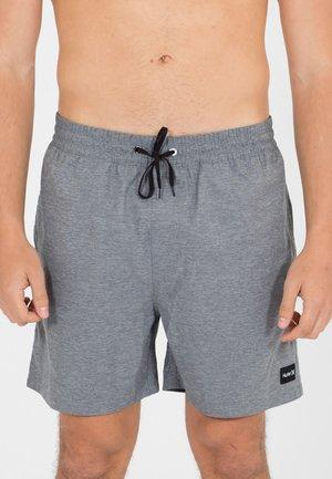 CROSSDYE VOLLEY  - Swimming shorts - smoke grey