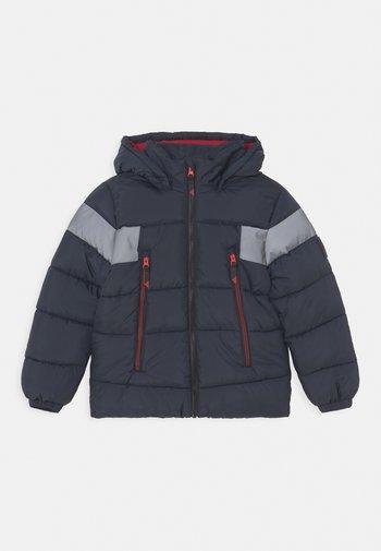 NKMMARLON PUFFER - Winter jacket - dark sapphire