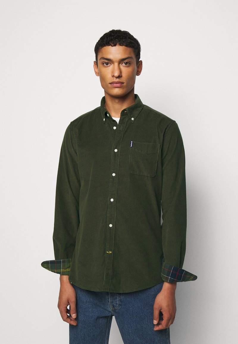 Barbour - Hemd - forest