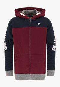 Petrol Industries - Zip-up hoodie - deep navy - 0